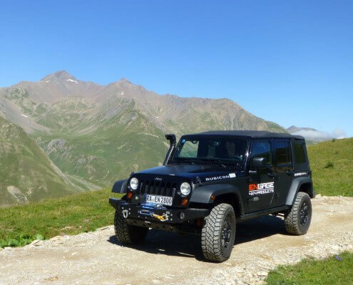 Jeep Wrangler Jk Umbauten ENGAGE4X4
