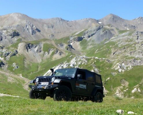 Jeep JK Rubicon ENGAGE4X4