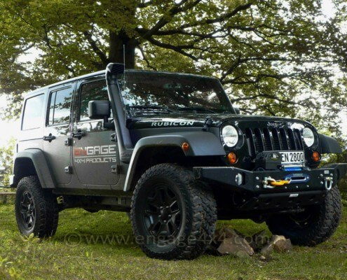 ENGAGE4X4 Jeep Wrangler Umbau