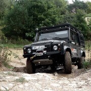 Defender Offroad Test