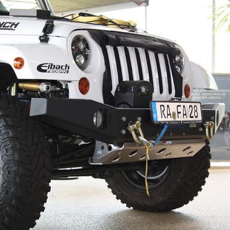 Jeep Stoßstange