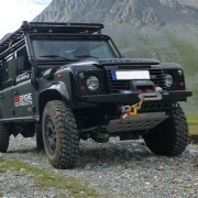 Offroad Defender ENGAGE4X4 Ausstattung