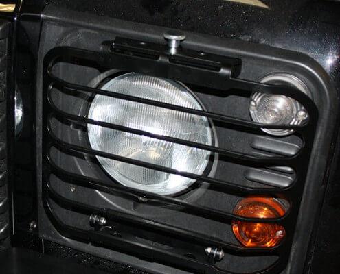 Defender Vordere Lampenschutzgitter