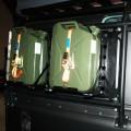 Expeditions-Fahrzeug Kanisthalterung