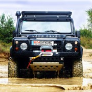 ENGAGE4X4 Stoßstange LR Defender