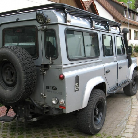 ENGAGE4X4 Defender roof rack