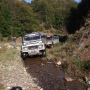 Offroad conversion ENGAGE4X4