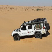 Defender 110 Desert marocco