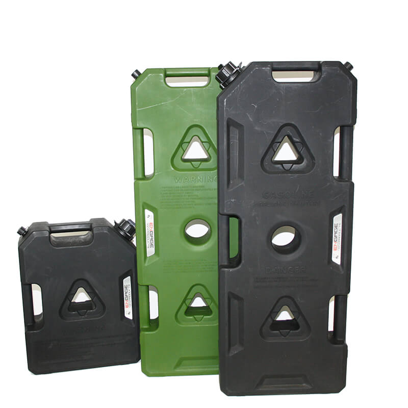 4x4 jerry cans for Offroad and expedition vehicles