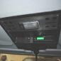 Land Rover Defender Overhead Konsole mit DIN Schacht