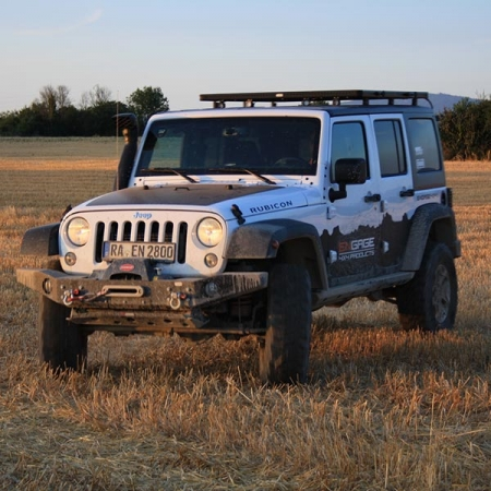 Jeep Dachträger ultraleicht