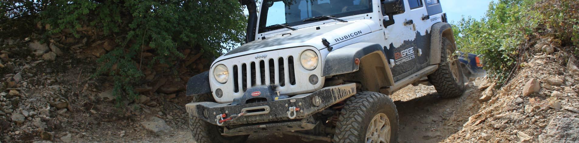 Jeep JK Zubehör und Ausrüstung mit TÜV